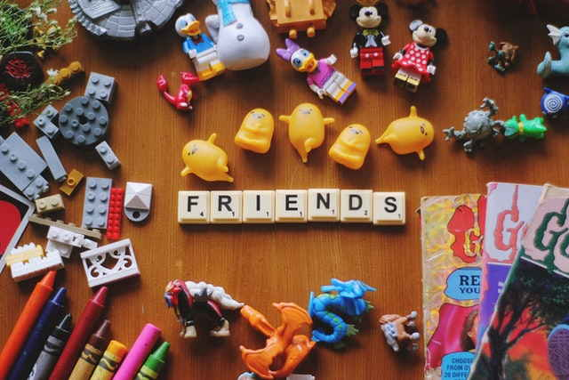 Avoir des amis