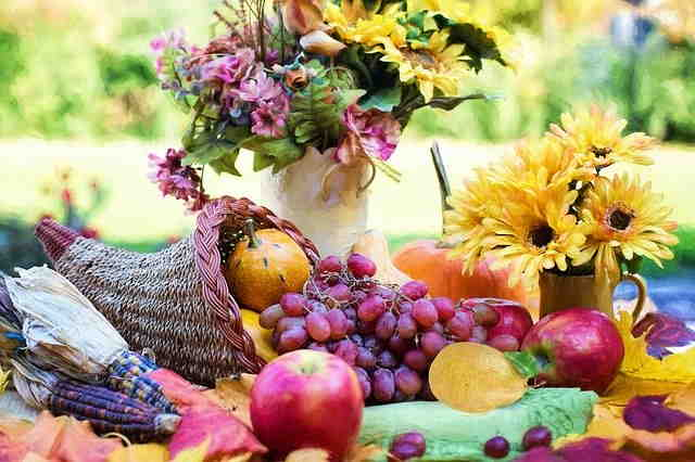 Fruits et délices d'automne