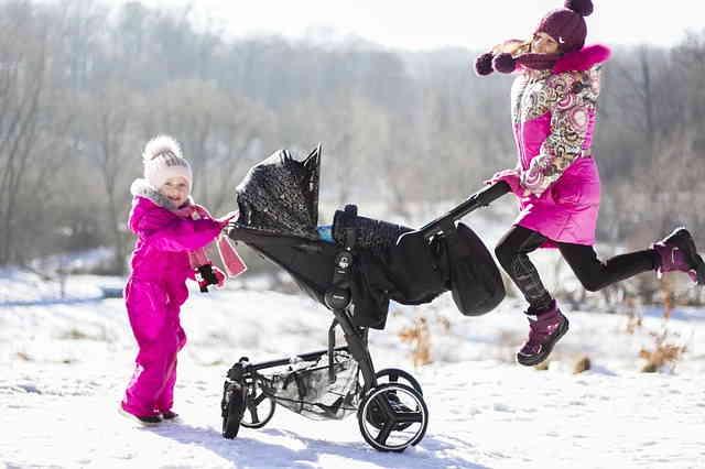 Brrr, ça caille! 29 idées d'activités extérieures en hiver