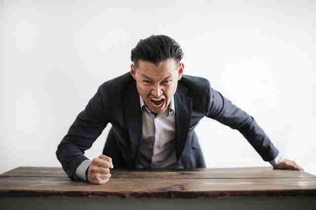 Incompatibilité d'humeur au travail