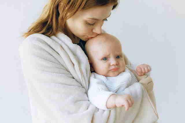 Education bienveillante et bébé ronchon