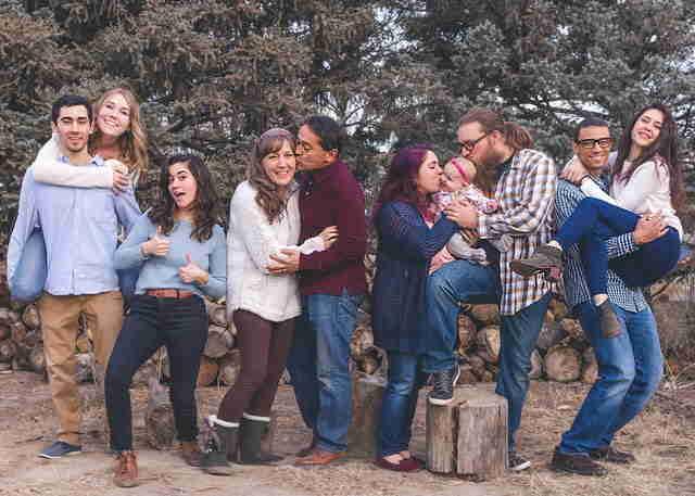 Des relations familiales renforcées avec l'éducation positive